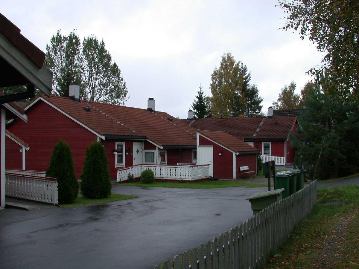 Tormods vei Rekkehusbebyggelse Fotovinkel: N