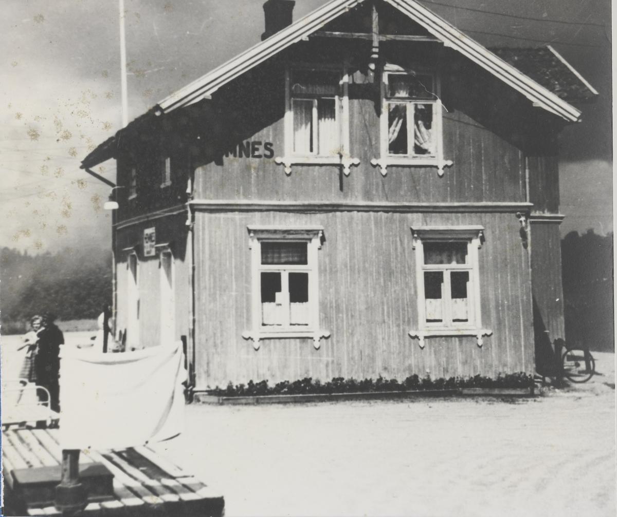 Hemnes stasjon.