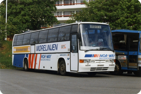 norvay bussexpress