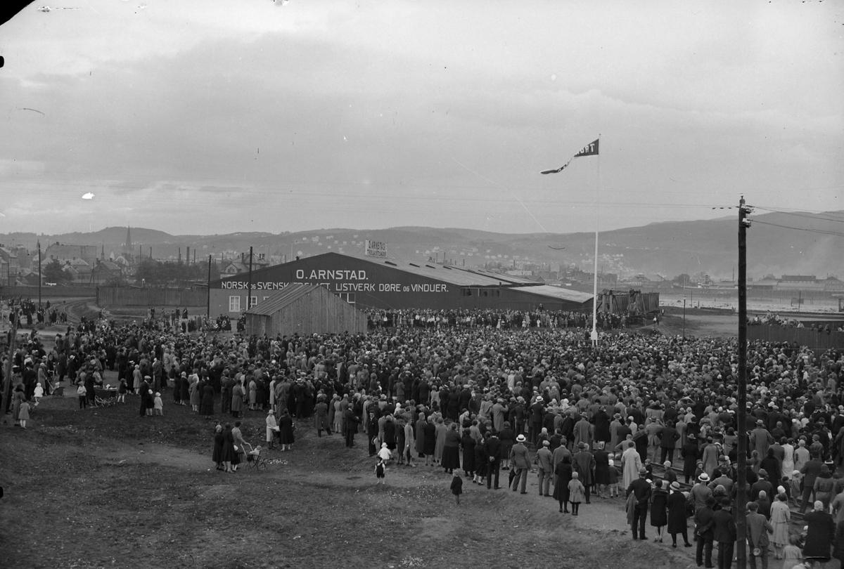 Navnestriden i Trondheim