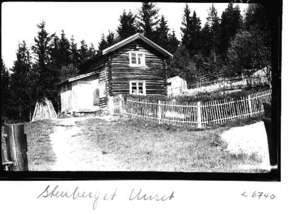 Stenberget, Unset, Rendalen