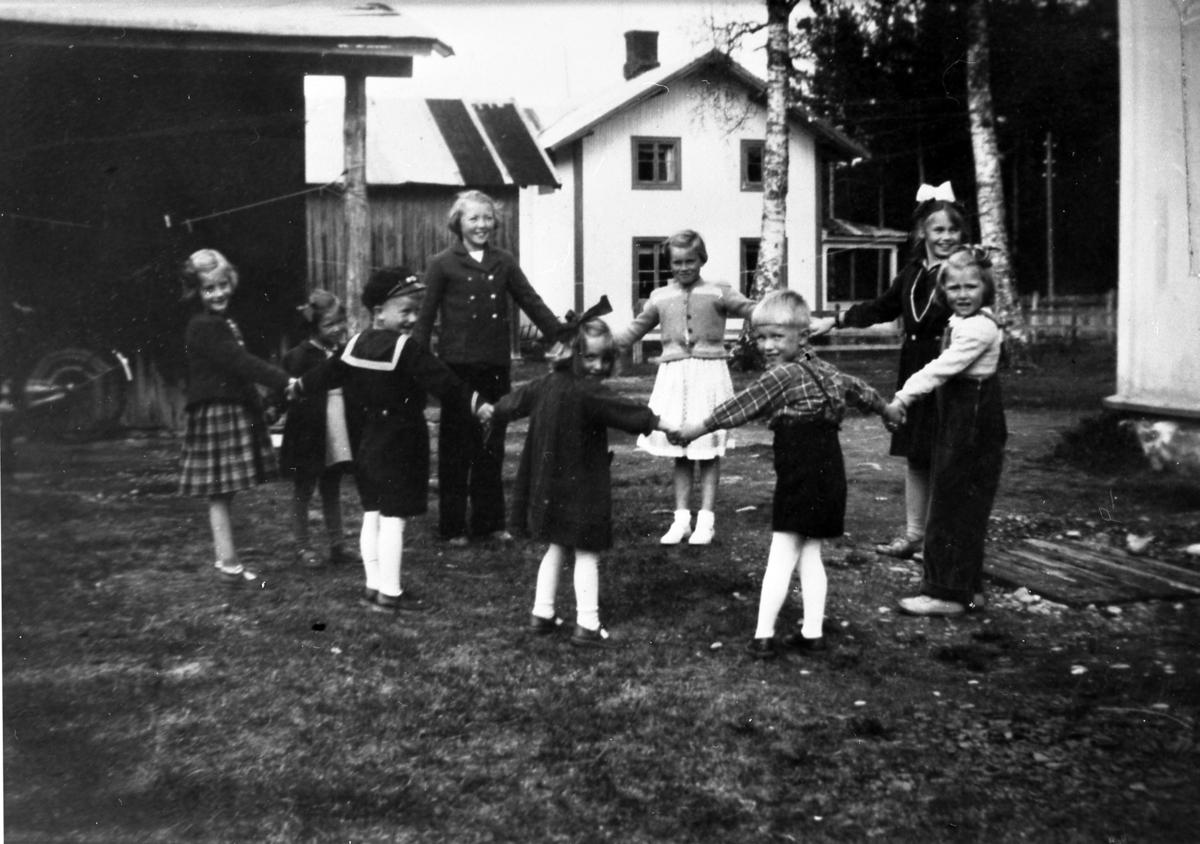 Barn i lek