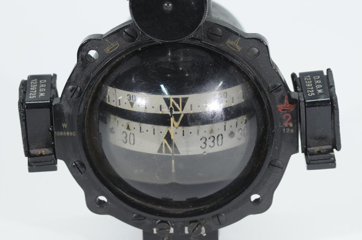 Kompass LKe12e , vätskefyllt. För Fpl m/?