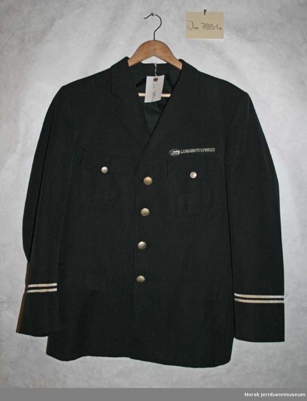 Uniform : uniformsjakke og -bukse