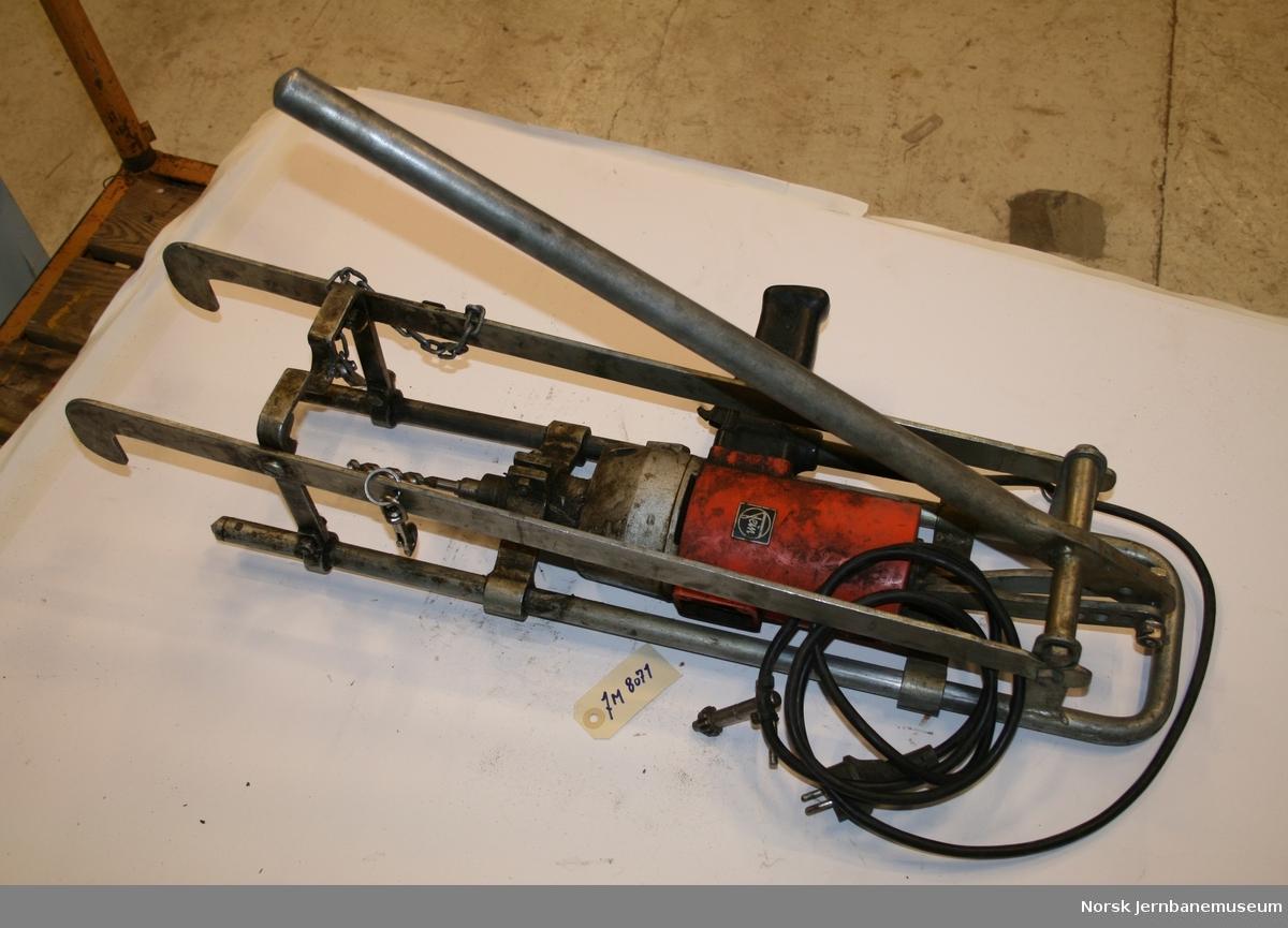 elektrisk, 720W, Type DSK-658, seienr 917189