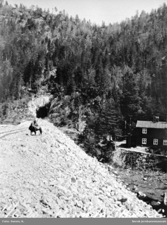 Fylling 284 over Heimdalsvann