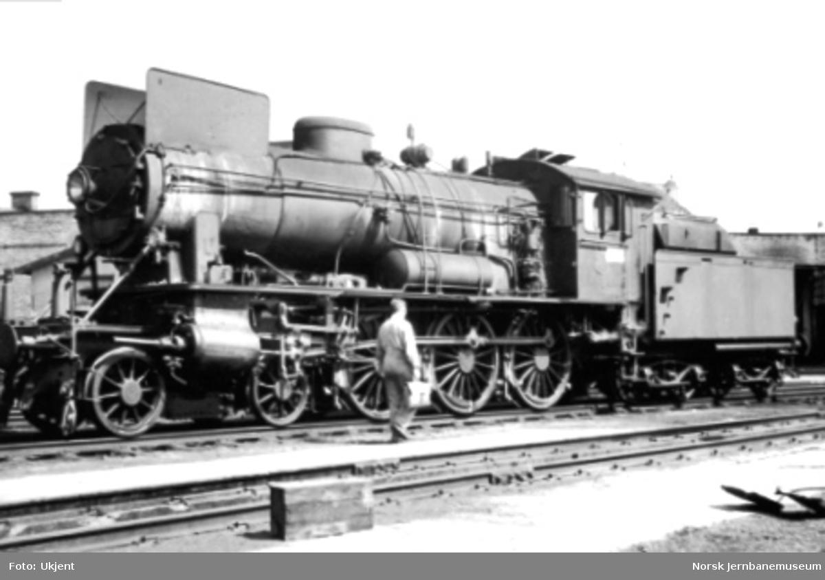 Damplokomotiv type 30a nr. 271