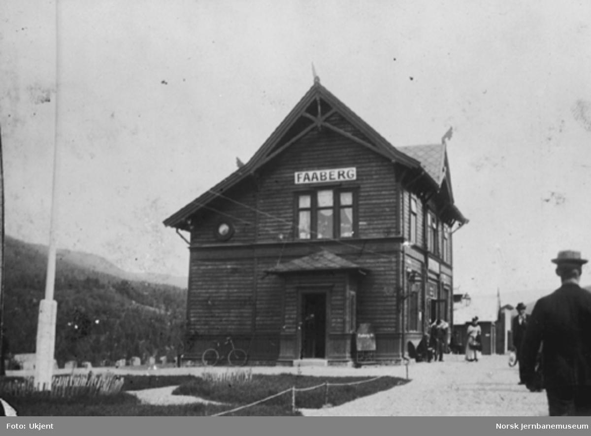 Fåberg stasjonsbygning