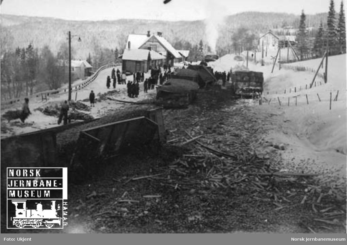 Togavsporing Meråkerbanen 23. januar 1941