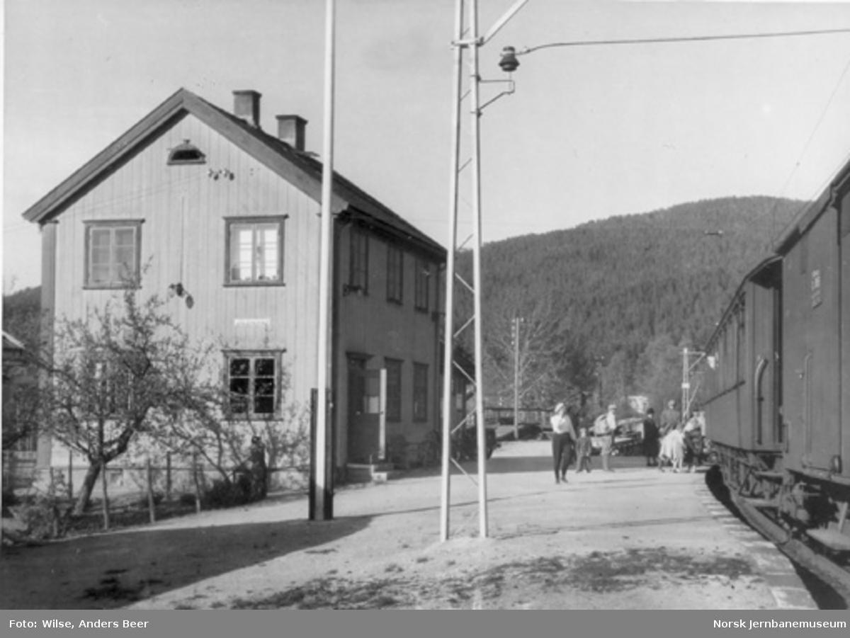 Lisleherad stasjon