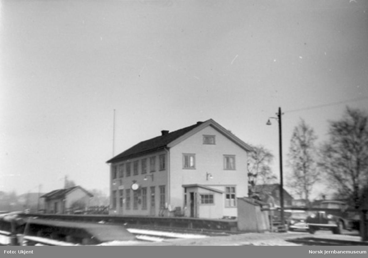 Leirsund stasjonsbygning