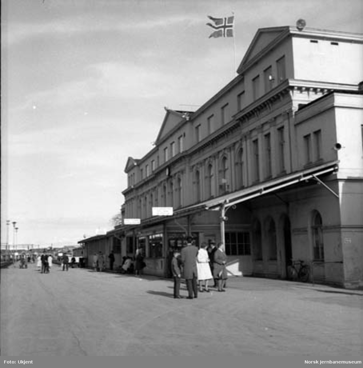 Trondheim stasjon