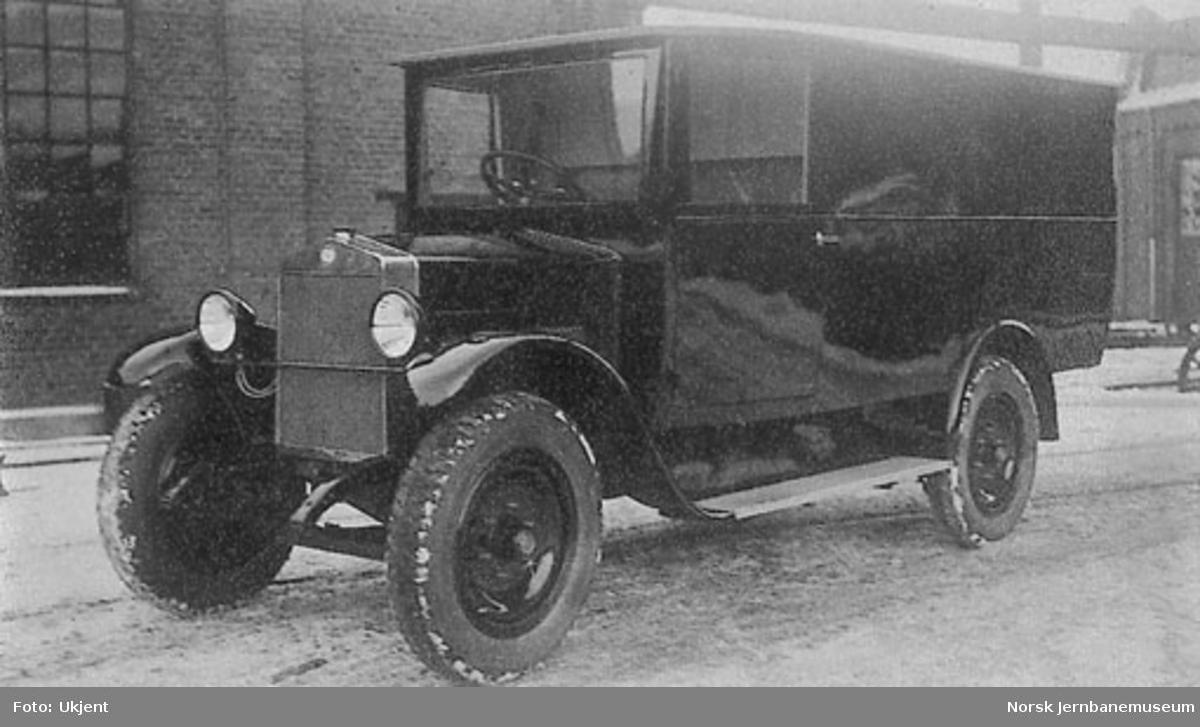 Fiat varebil