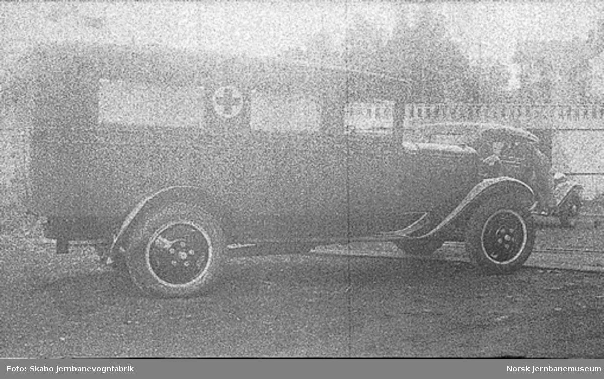Ford sykebil