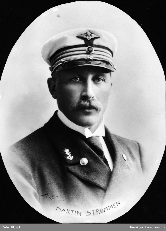 Kaptein Martin Strømmen