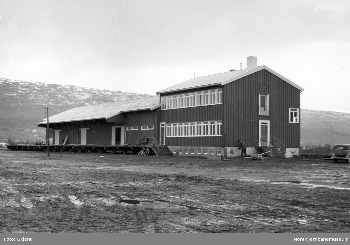 Fauske stasjon, godshuset