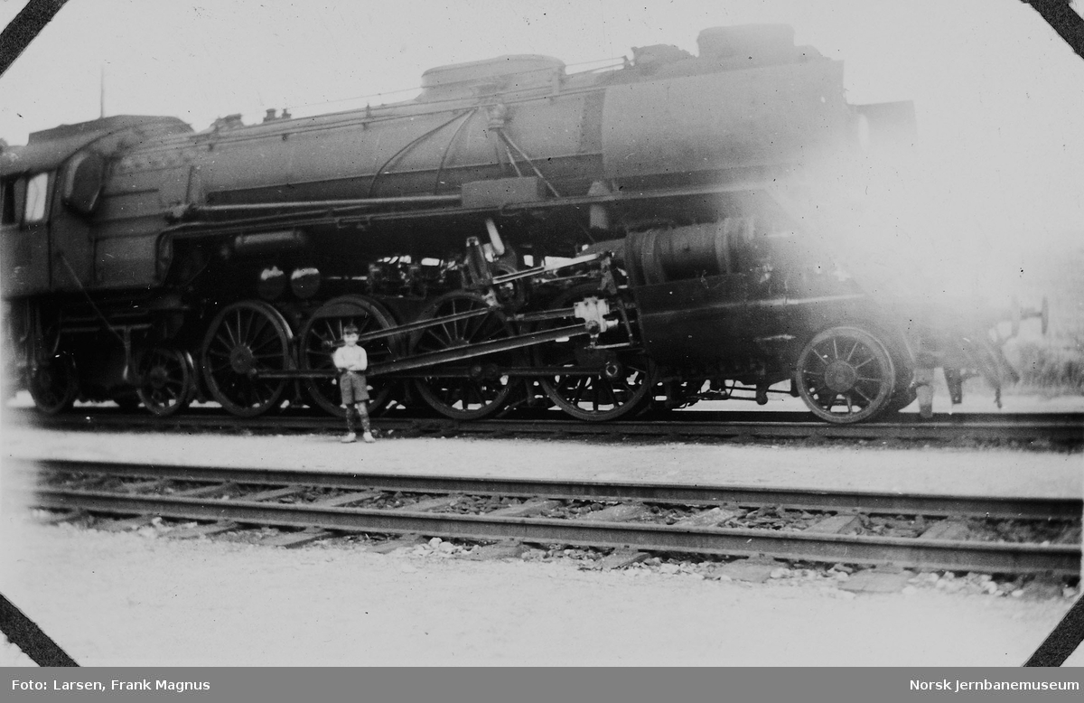 Damplokomotiv type 49