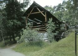 Oppgangssag fra Åkra, Djønno, Kinsarvik, Hardanger