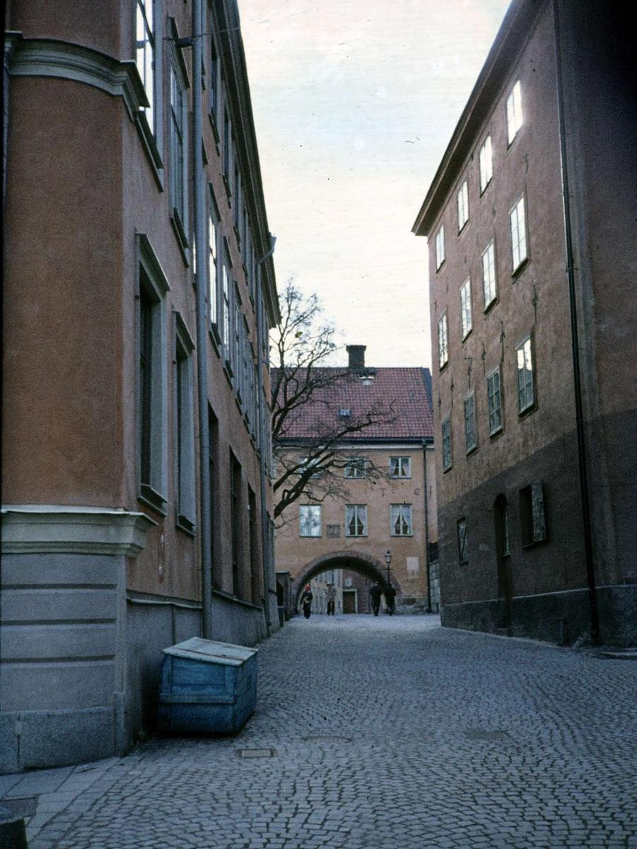 Valvgatan, Uppsala 1976