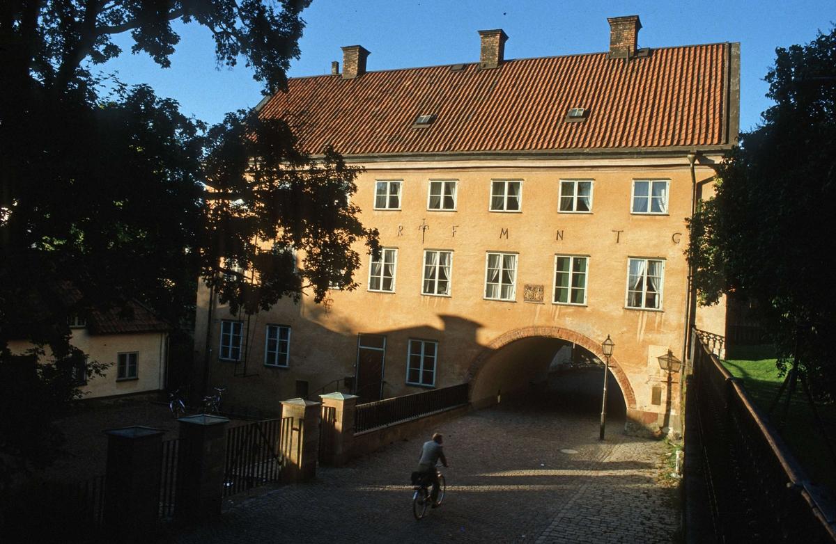 Valvgatan och Skytteanum, Uppsala