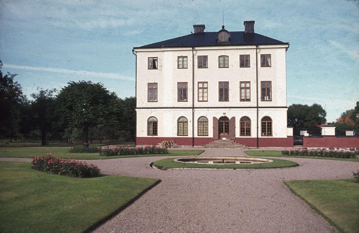 Forsmarks bruks herrgård, Uppland 1972