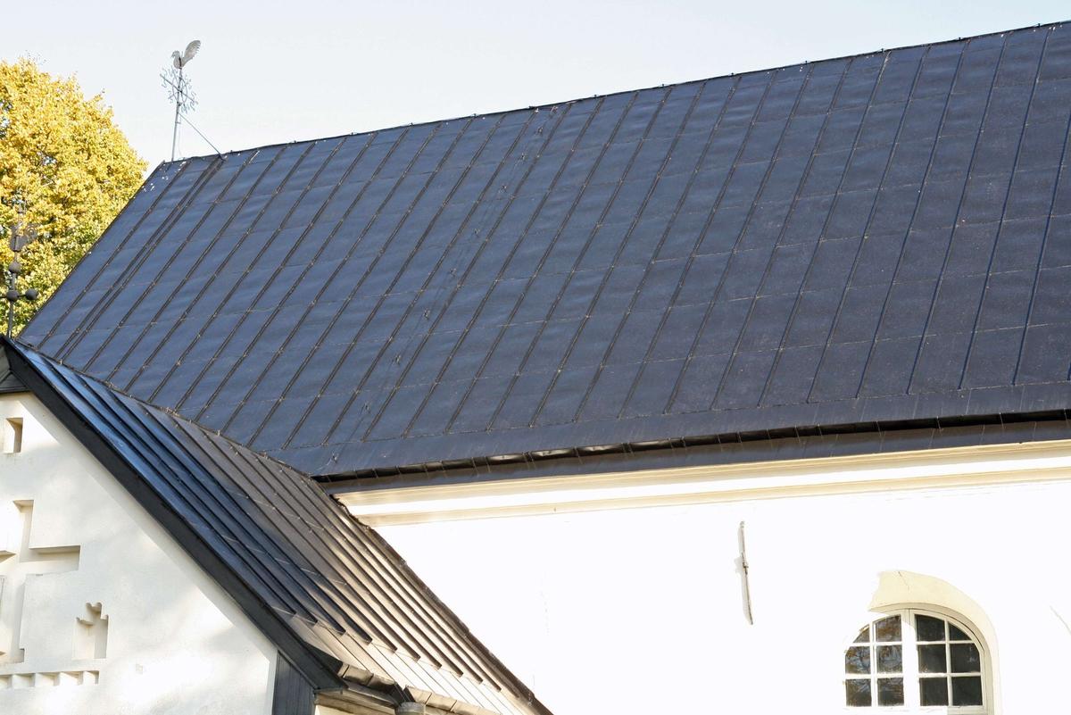 Österunda kyrka, Österunda socken, Uppland 2008