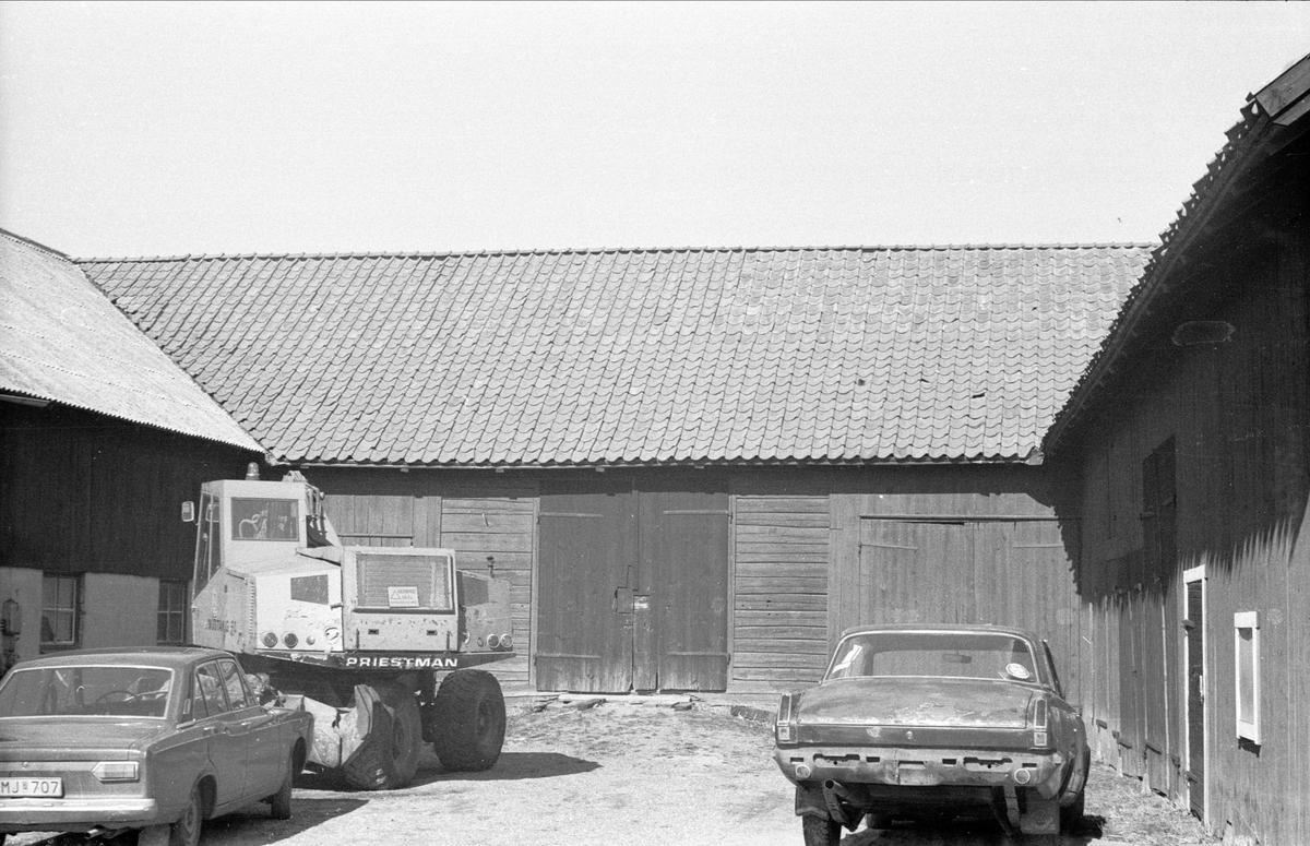 Loge, Kullgränby, Ärentuna socken, Uppland 1977