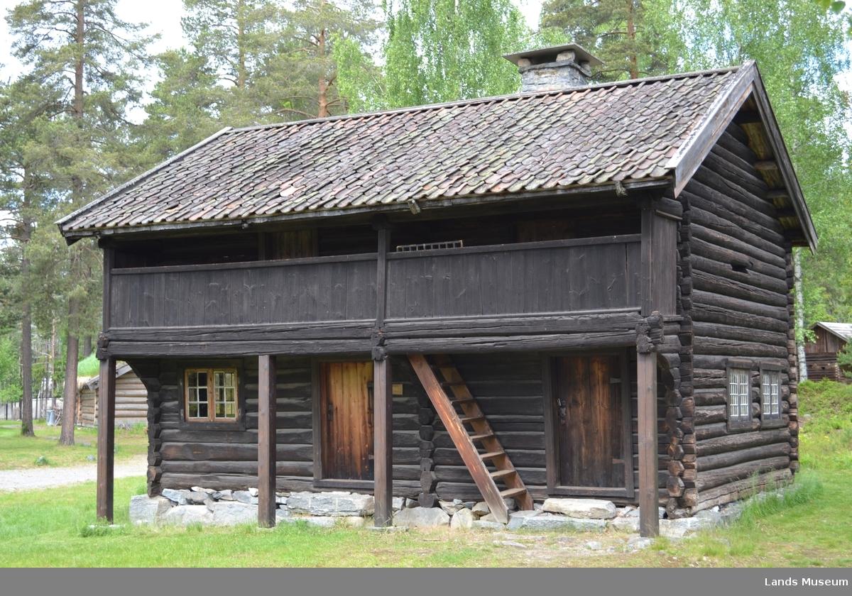 Stue fra Hvalbyhaugen
