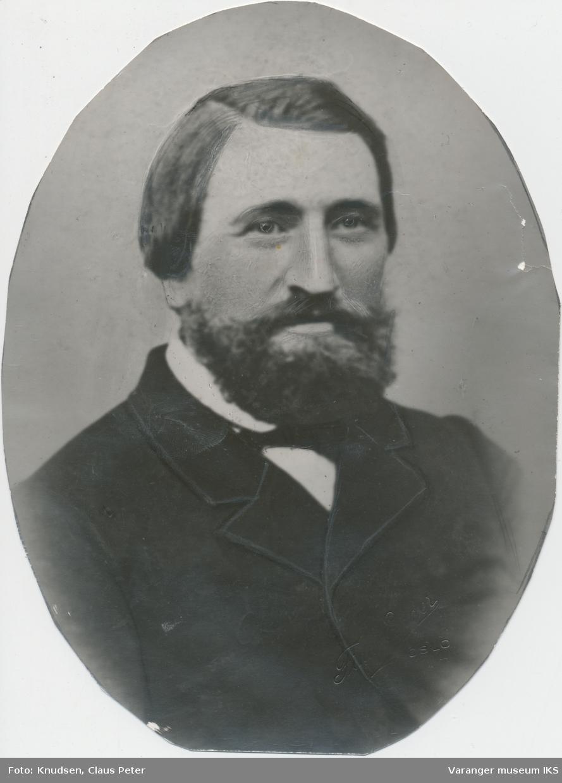 Portrett, Arnt Nicolai Brodtkorb