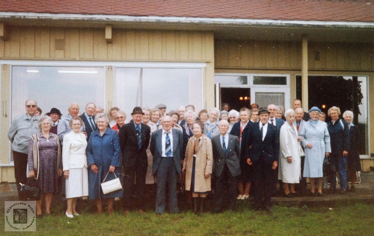 Helselaget i Grindheim har tur til Flekkerøy.