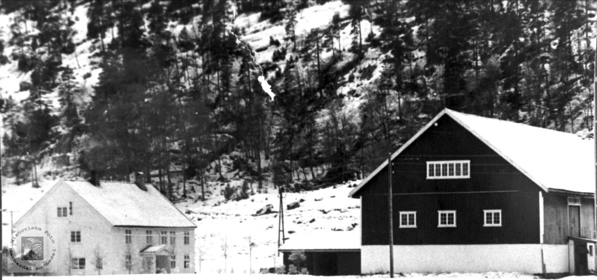 Bjelland Prestegard.