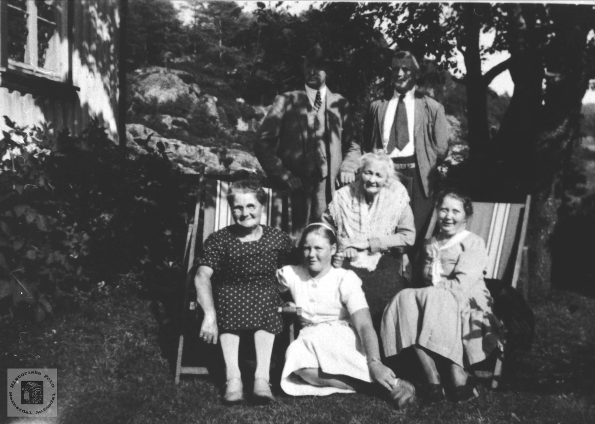 Familiegruppe Nøding, Holum.