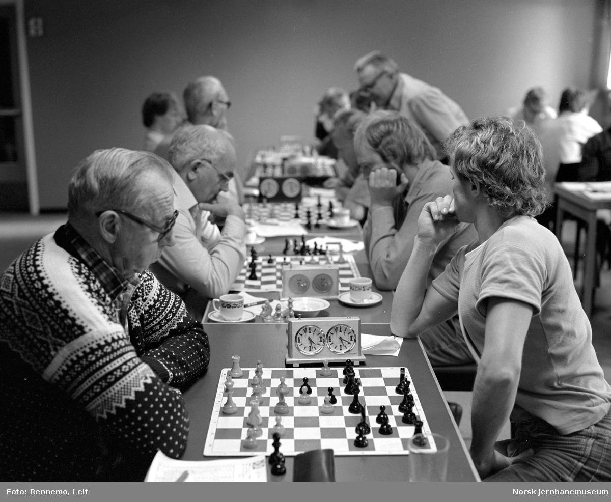 Jernbanemesterskap i sjakk