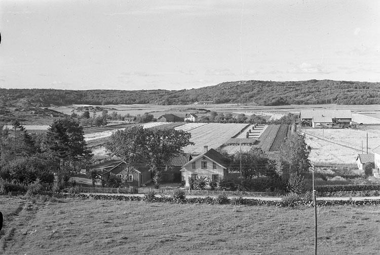 """Enligt AB Flygtrafik Bengtsfors: """"Lökeberg fr. pens. veranda Bohuslän""""."""
