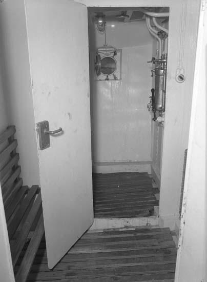 Inredning från fartyg 116-119, troligen från 116 S/S Vorkuta PT 57.