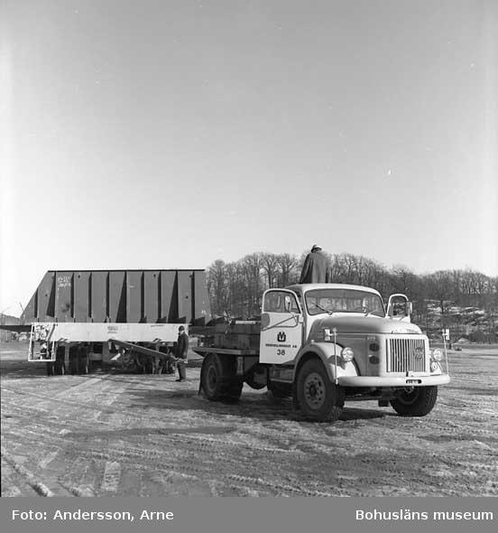 Volvo transportvagn.