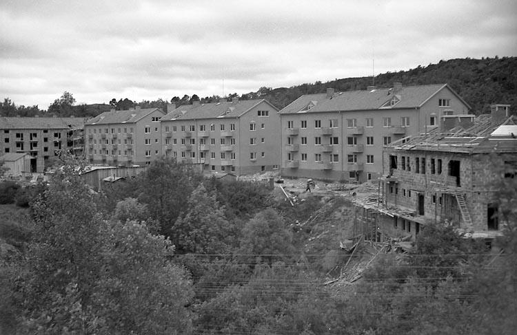 """Enligt notering: """"Hus vid Jakobsberg Sept 1949""""."""