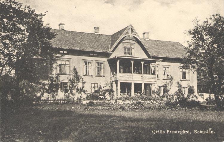 Qville Prestegård, Bohuslän