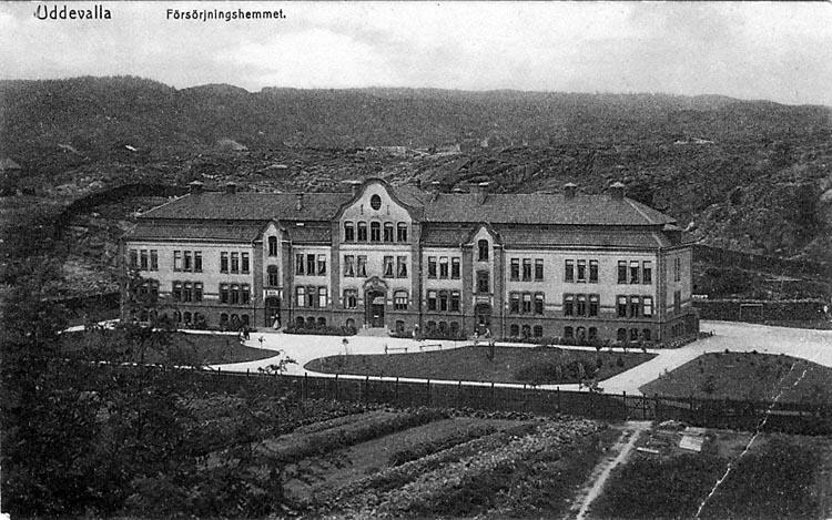 Uddevalla Försörjningshem
