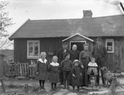Familjen Bram på torpet Nytorp, Råröd