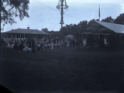 """""""1937. 37. Midsommar i Folkparken, Munkedal."""""""