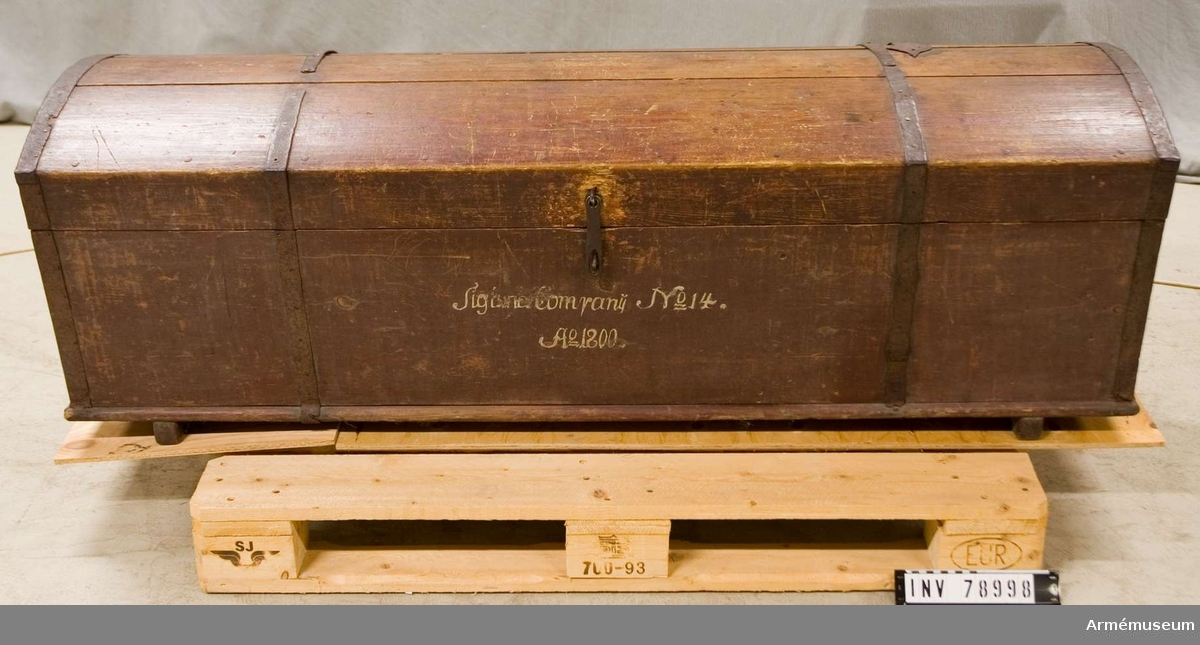 Grupp I:IV. Rotekista Sigtuna kompani, 1800, nr 14.