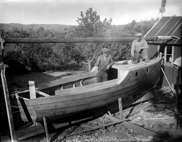 Båtbygge