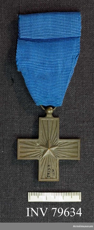 Grupp MII.   La croce di guerra al valor militare