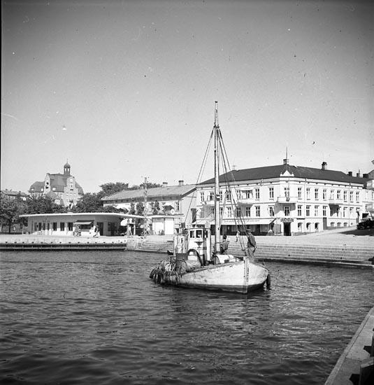 Strömstad, Norra hamnen.