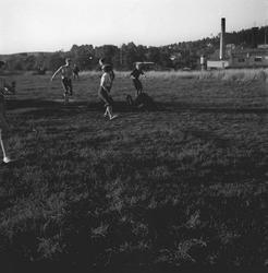 Fotboll Nackstaplan.
