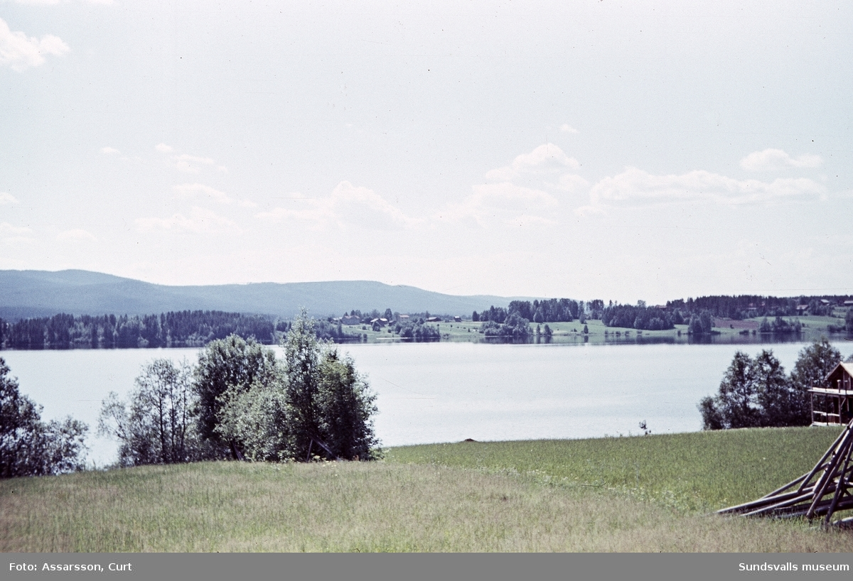 Borgsjön, blandade vyer.