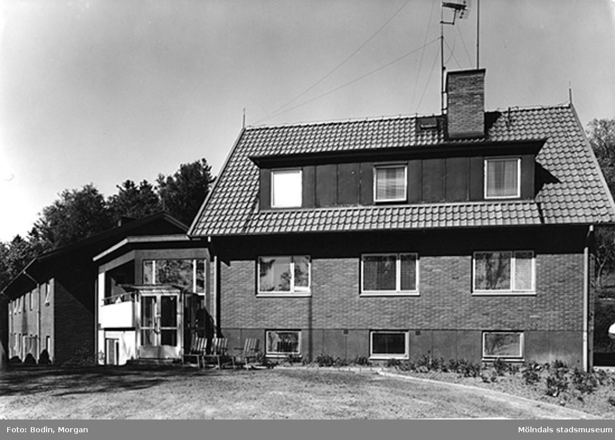 Brattåshemmet (ålderdomshem) i Kållered.