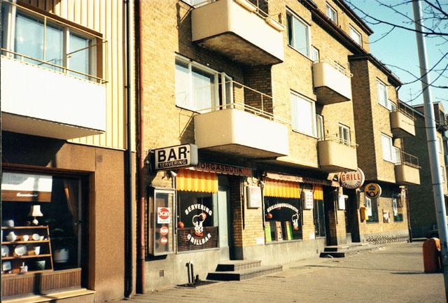 Postkontoret 250 05 Helsingborg Planteringsvägen 93