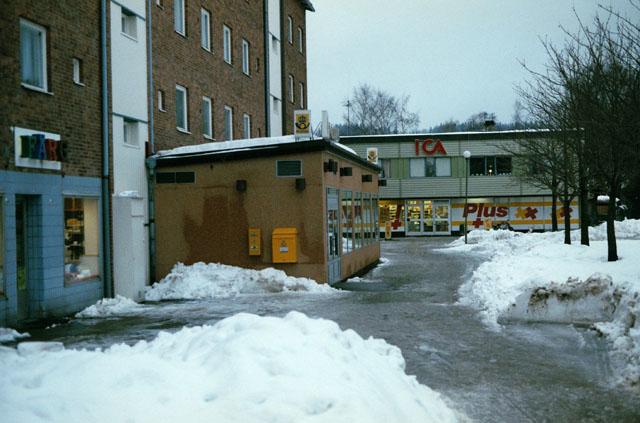Postkontoret 500 04 Borås Sjöbo Torggata 3